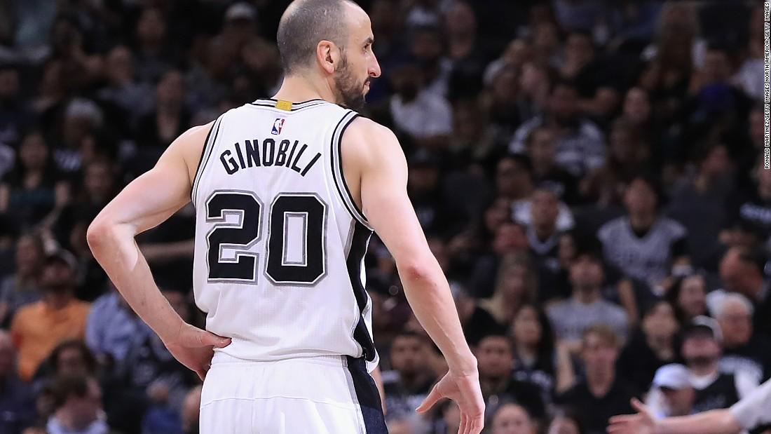 797f3b5d2  Manu  Ginóbili cumple 16 años en la NBA - CNN Video