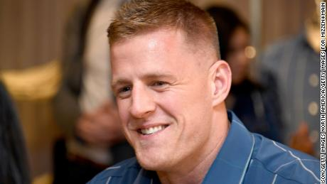 J.J. Watt, the NFL star helping out the Santa Fe victims' families, has a long history of philanthropy