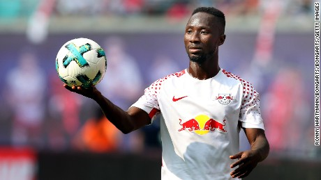 Naby Keita will join Liverpool in July 2018 in a deal worth $62 million.