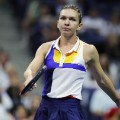 Simona Halep round one US Open