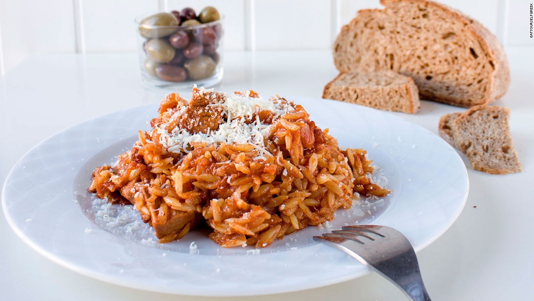 5 Greek Food Blogs You Should Follow Cnn Travel