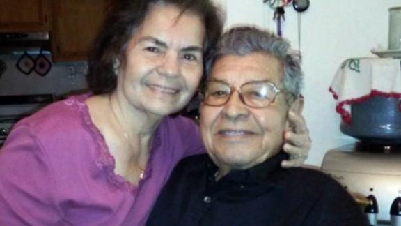 Belia and Manuel Saldivar