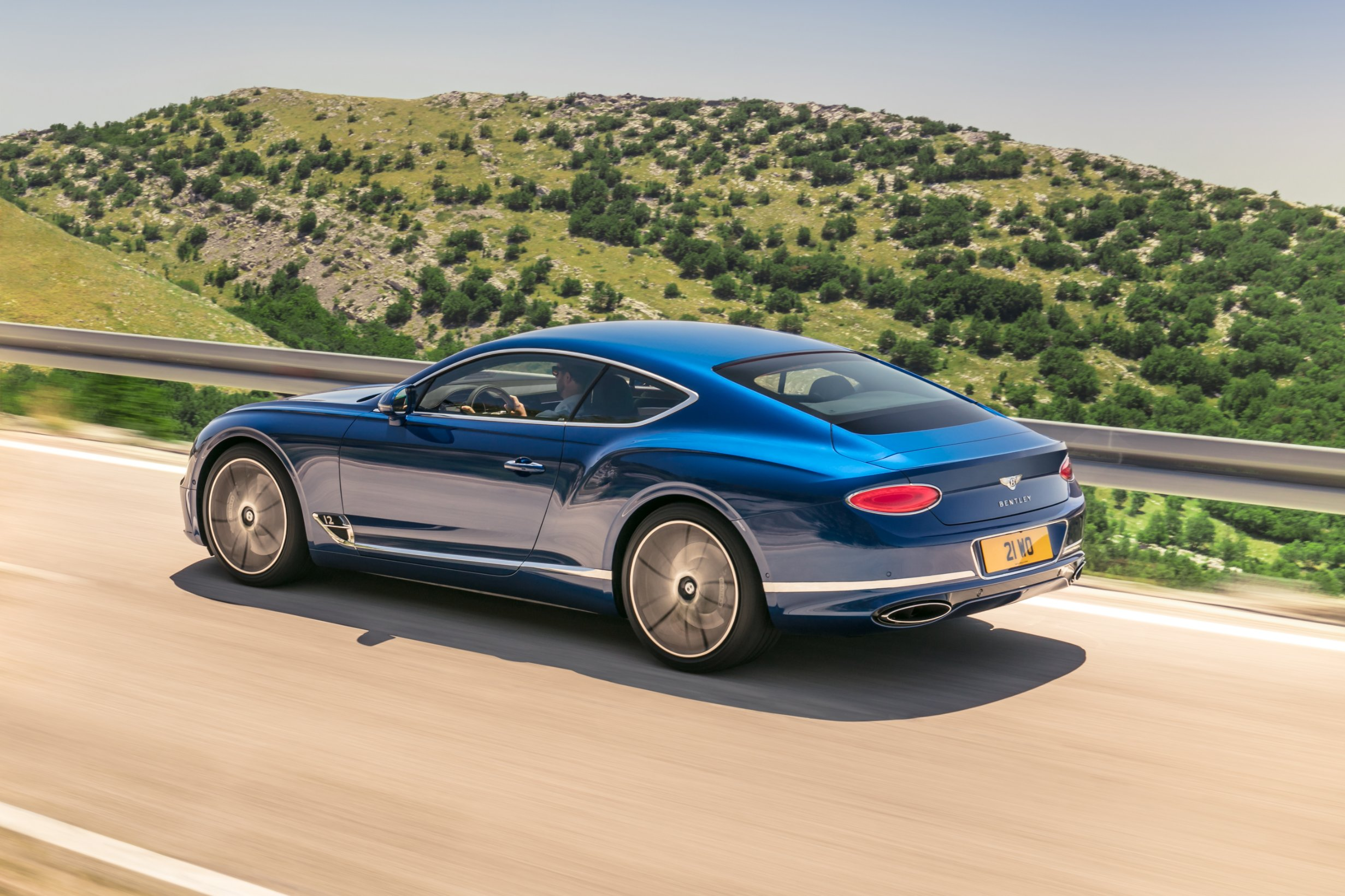 Bentleyu0027s New Continental GT: New Life For An Old Beast   CNN Style