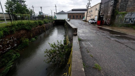 New Orleans is vulnerable to rising sea levels.