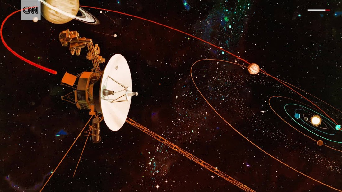 NASA's plan to keep the Voyager spacecraft awake and flying