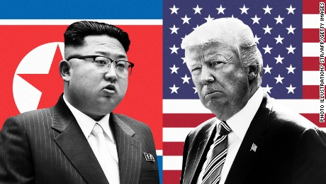 Trump turns to sanctions, diplomacy on North Korea after threatening destruction