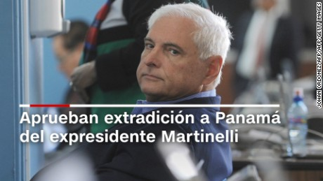 Panamanian former president and deputy of the Central American Parliament (Parlacen)  Ricardo Martinelli is seen during a parliament's plenary session in Guatemala city on January 29, 2015. Panama's Supreme Court has decided to open a corruption probe against Martinelli, a supermarket magnate, over allegations he inflated contracts worth $45 million to purchase dehydrated food for a government social program. Martinelli has denied the charges and says he is the target of political persecution by his successor, Juan Carlos Varela. AFP PHOTO/Johan Ordonez        (Photo credit should read JOHAN ORDONEZ/AFP/Getty Images)