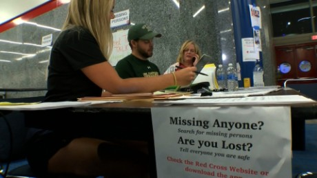 Families still searching for missing relatives
