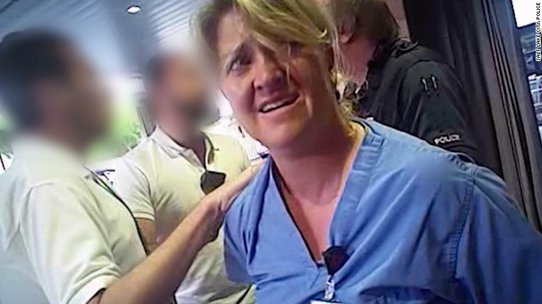 Arrested nurse: 'I was scared to death'