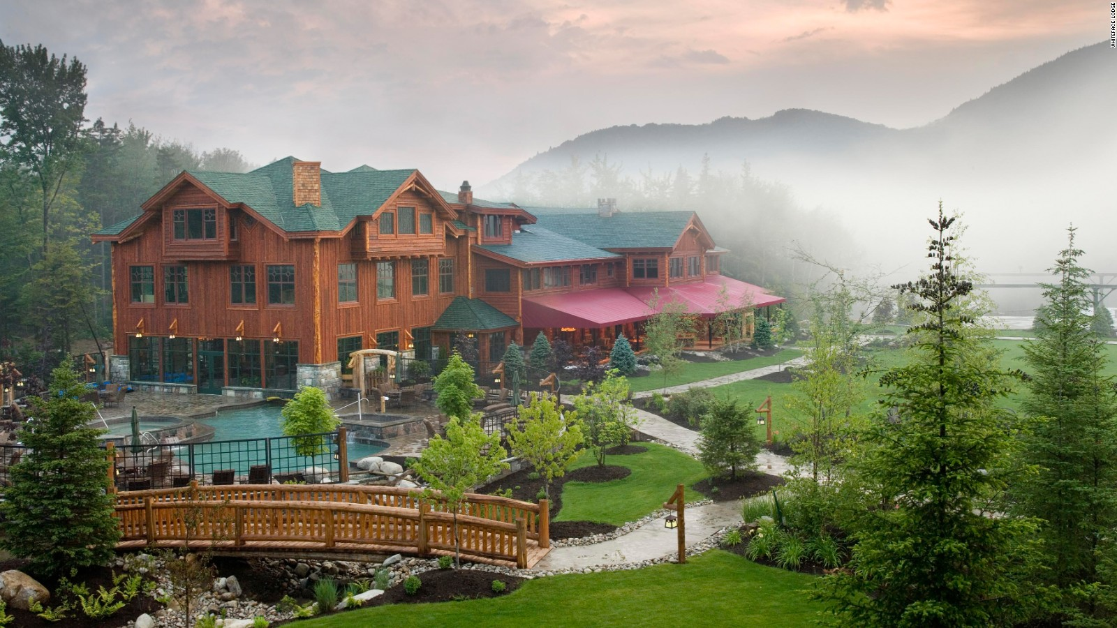 Adirondacks historic lodges rough it like millionaires cnn travel