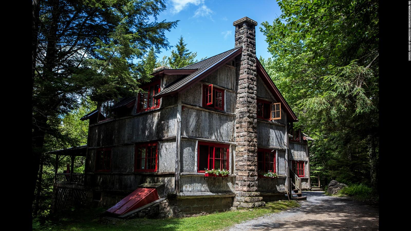 Adirondacks historic lodges: Rough it like millionaires