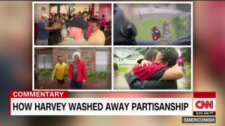 Comment: How Harvey washed away partisanship_00012022.jpg