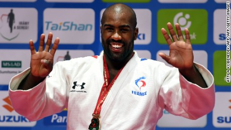 He's already broken the all-time record for World Championship titles. Can Riner make in 10 in Marrakech?
