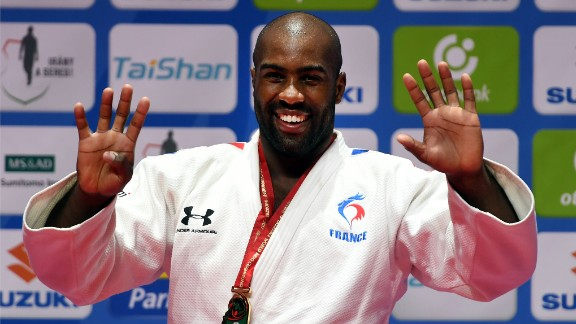 No judoka has more world championships gold medals than Teddy Riner. In September 2017, the legendary Frenchman won his ninth title, before hitting double figures at an open weight competition in Marrakech.