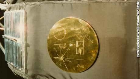 Voyager's Golden Record still plays on