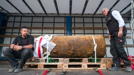 Massive WWII bomb successfully deactivated