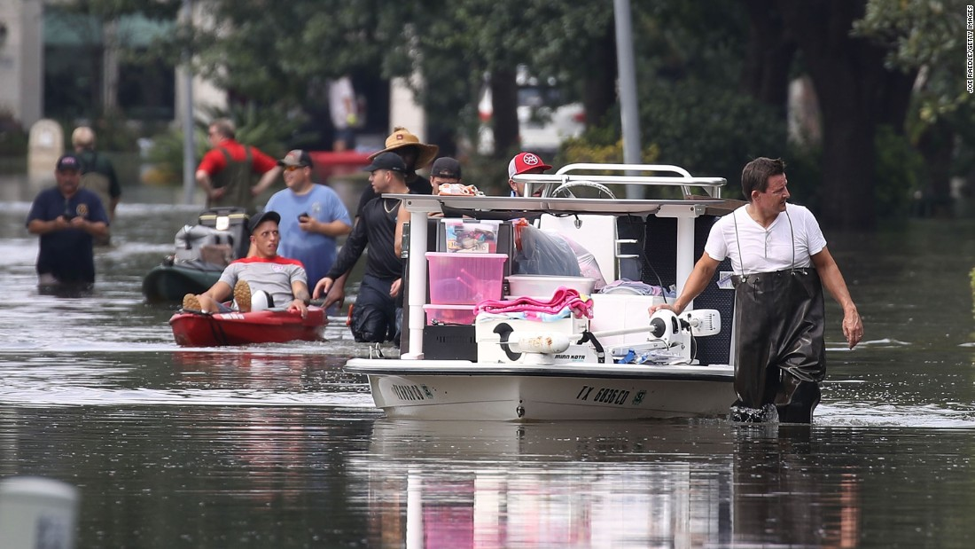 The House approved Wednesday an initial $7.9 billion package of disaster relief funds in the wake of Hurricane Harvey, while Senate leaders appear likely to attach the bill to a politically-fraught effort to raise the debt ceiling.