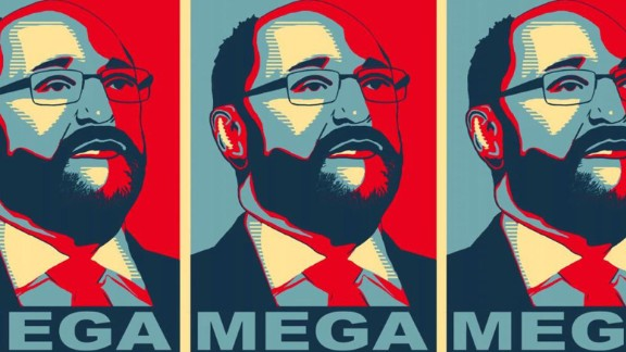 """Schulz's election as leader of the SPD spawned the """"MEGA"""" meme (""""Make Europe Great Again""""), riffing on President Donald Trump's campaign slogan."""