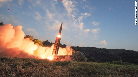 South Korea's fiery message to Kim Jong Un