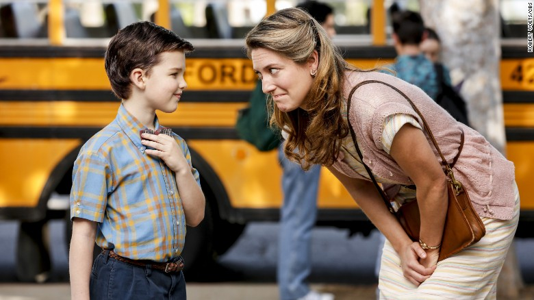 'Young Sheldon'