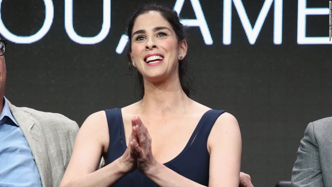 "Sarah Silverman says she will attempt to reach out to what she's called ""un-likeminded people"" on her new Hulu series, the latest addition to an already crowded politics-meets-comedy programming space."