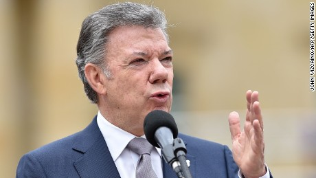 Colombian President: Venezuela is a 'dictatorship,' but US military action is a bad idea