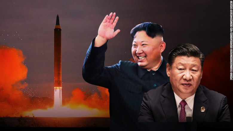 China grapples with North Korea challenge