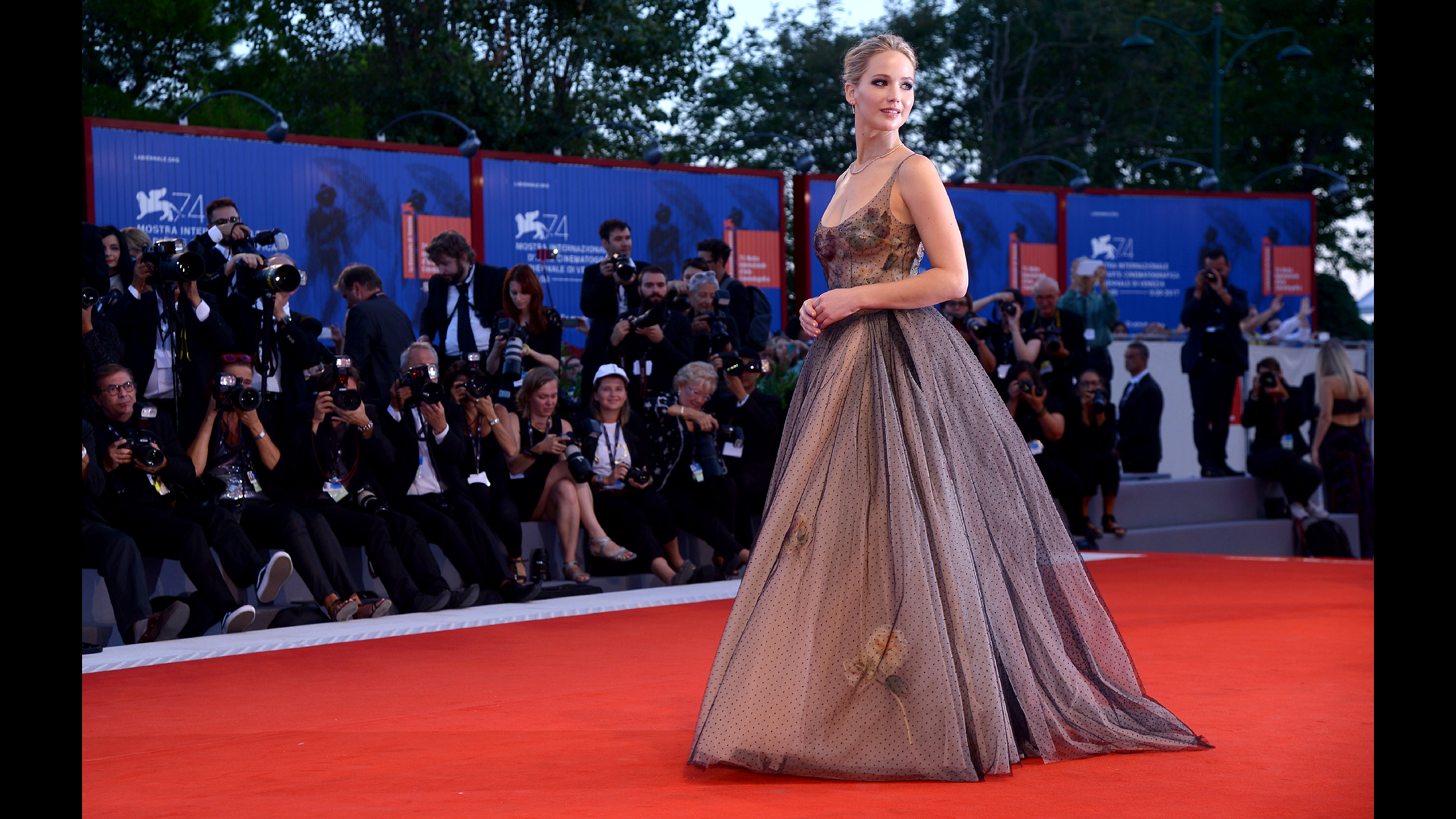 dbe9be96dc2 Venice 2017: Hottest looks from the red carpet - CNN Style