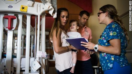 The formerly conjoined McDonald twins' amazing journey home