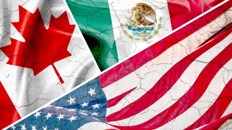 Trump's new tariffs may blow up NAFTA