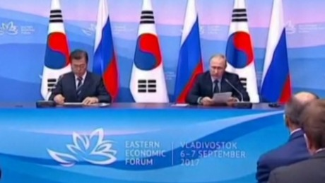 Putin: Don't go along with N. Korea provocation