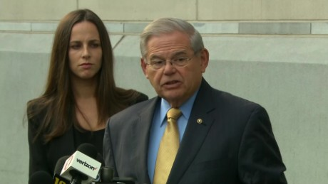 Emotional start for Bob Menendez trial