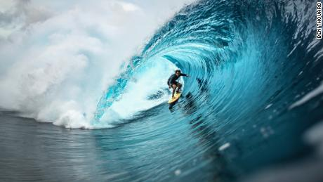 Big wave surfers wrestle with death to feed addiction thrill