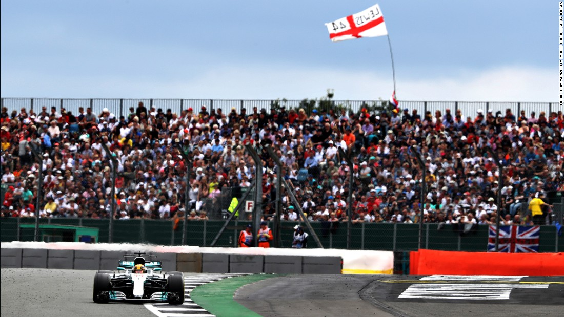 Hamilton was simply unstoppable at the British Grand Prix, qualifying more than half-a-second quicker than the Ferraris before delighting home fans with a commanding win. Both Vettel and teammate Raikkonen suffered punctures late in the race. Raikkonen recovered to finish third, but Vettel could only manage seventh, slashing his championship lead over Hamilton to a single point.<br /><br /><br /><strong>Drivers' title race after round 10</strong><br />Vettel 177 points<br />Hamilton 176 points<br />Bottas 154 points