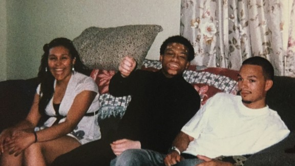 Curtis McDaniel began to lose his skin color in patches when he was 11 years old.