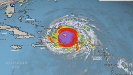 What we know and don't know about Hurricane Irma