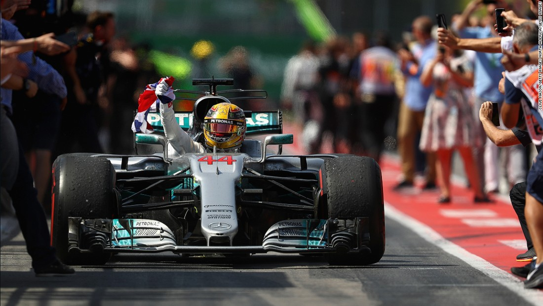 After a disappointing showing at Monaco, Hamilton produced a driving masterclass in Montreal. In qualifying, he took his 65th career pole -- equaling Ayrton Senna's mark -- before bossing the race, crossing the line 20 seconds ahead of teammate Bottas while Ricciardo pipped Vettel to third. <br />  <br /><strong>Drivers' title race after round 7</strong><br />Vettel 141 points<br />Hamilton 129 points<br />Bottas 93 points