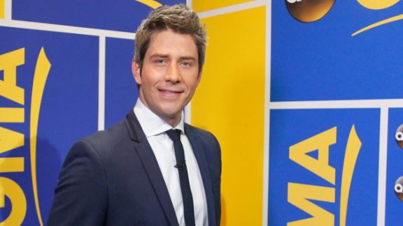 Arie Luyendyk Jr. is announced as the new star of ABC