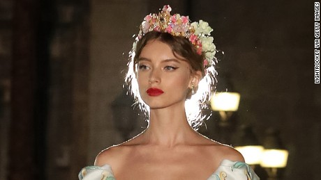 huge selection of e8d16 774ed Dolce & Gabbana's ode to Sicily