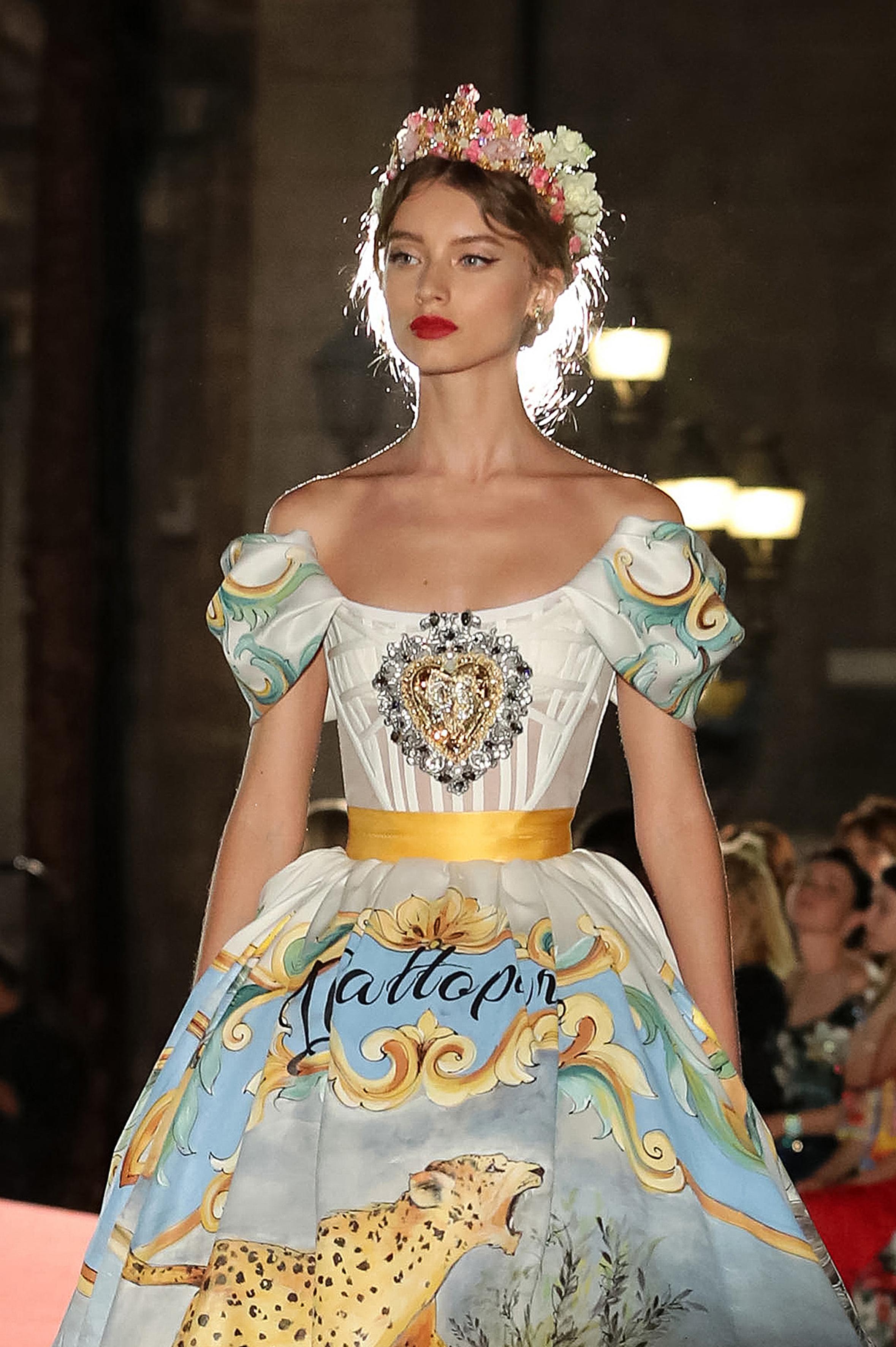 539f55675e Dolce & Gabbana's ode to Sicily - CNN Video