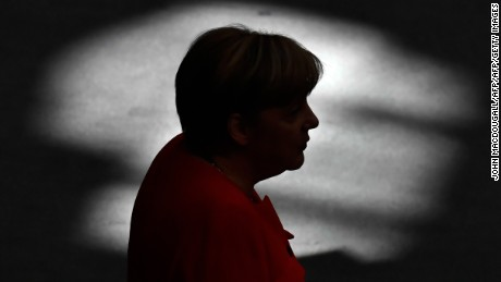Angela Merkel's legacy hinges on mending Europe