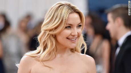 "NEW YORK, NY - MAY 02:  Kate Hudson attends the ""Manus x Machina: Fashion In An Age Of Technology"" Costume Institute Gala at Metropolitan Museum of Art on May 2, 2016 in New York City.  (Photo by Mike Coppola/Getty Images for People.com)"