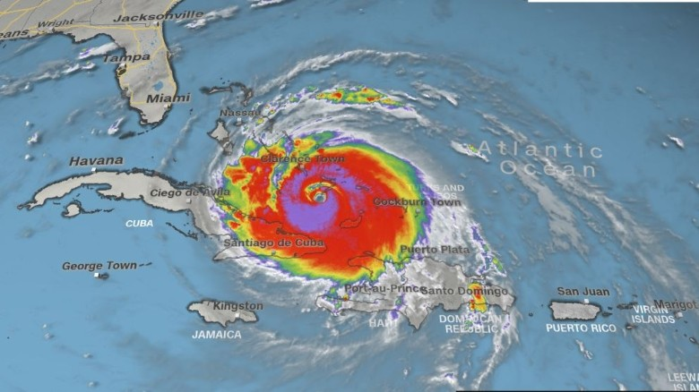 Irma to slam southern Florida, head inland