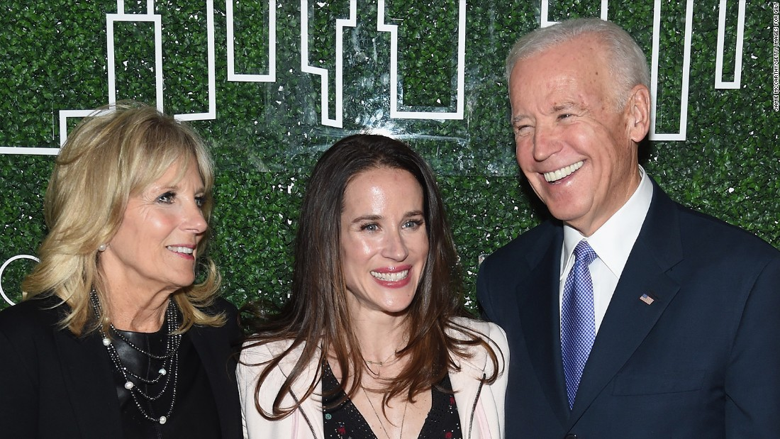 Biden's daughter on not having traditional hand-off at White House: 'I think we're all OK with it'