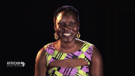 African Voices Judith Adong  Uganda's inspirational playwright   B_00020215