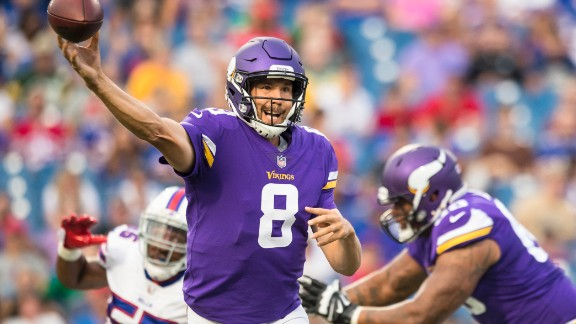 Sam Bradford has moved again. After seemingly finding a home in Minnesota following a solid 2016, Bradford underwent the third knee operation of his career early into the 2017 campaign, then lost his starting job to Case Keenum. As a free agent, Bradford signed a deal with the Arizona Cardinals for $20 million this season, $15 million of it guaranteed. It is his fourth team in nine seasons.