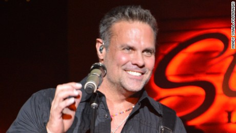 Recording artist Troy Gentry of music duo Montgomery Gentry performs at Stoney's Rockin Country on November 4, 2016 in Las Vegas, Nevada.