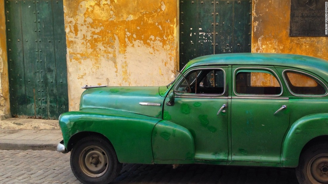 How Cubans have restored America\'s classic car legacy - CNN Style