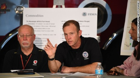 FEMA chief: 'Millions' could be without power from Irma