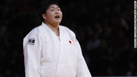 Sarah Asahina: Japan's rising judo star